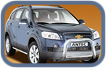 Chevrolet Captiva 2006 accessories and styling