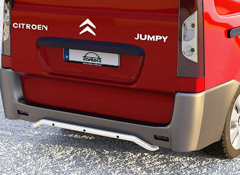 citroen dispatch rear bumper