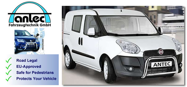 fiat doblo accessories and styling