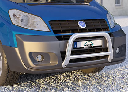 fiat scudo front protection bar