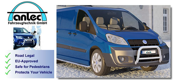 fiat scudo accessories and styling
