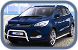 Ford Kuga accessories and styling