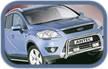 Ford Kuga 2008 accessories and styling