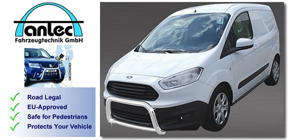 Ford Transit Courier Ford Tourneo Courier Accessories And