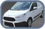 Ford transit courier accessories