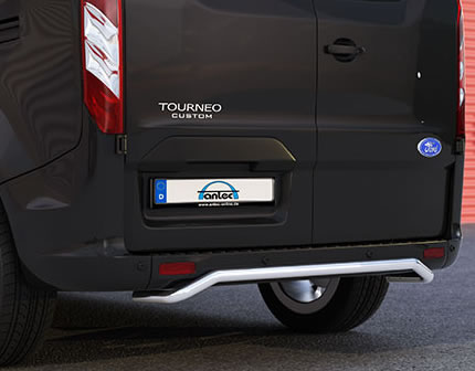Transit/Tourneo Custom rear bumper by antec