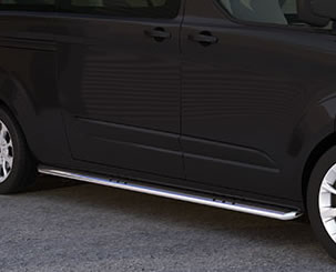 ford Transit/Tourneo Custom side step bars
