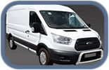 Ford Transit 2014 accessories and styling