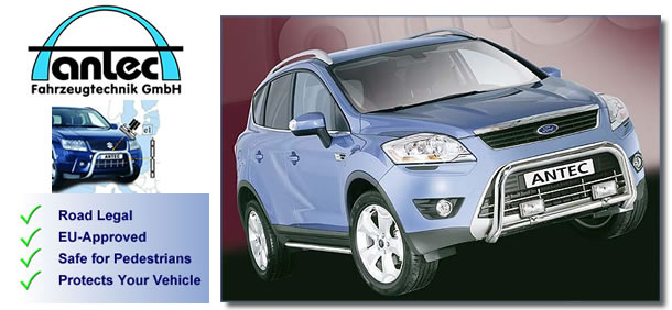 ford kuga accessories