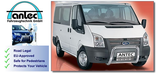 ford transit accessories and styling