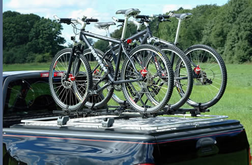 Carrying Sytems Mountain Top Hardcover Bike Carrier