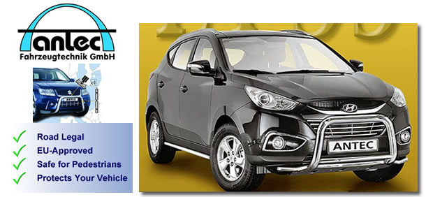 hyundai ix35 accessories and styling