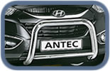 hyundai ix35 front nudge bar