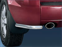 hyundai tucson rear bumpers
