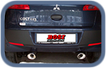Mitsubishi colt accessories