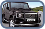 Mercedes g-wagon accessories