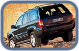 Jeep Grand Cherokee 01+ accessories
