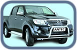 Toyota hilux pick up accessories