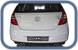 Hyundai i30 accessories