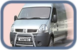 Nissan interstar accessories