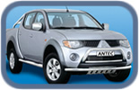 Mitsubishi l200 pick up accessories