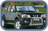 Nissan navara pick up accessories