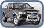 Ford Ranger pick up accessories