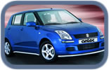 Suzuki swift accessories