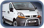 Renault trafic accessories