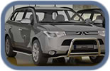 Mitsubishi Outlander 2010+ accessories