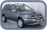 Mitsubishi Outlander 05 accessories