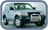 Mitsubishi Shogun accessories