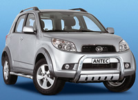 Daihatsu Terios 04/2009 Antec Accessories