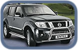 Nissan pathfinder accessories