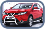 nissan qashqai accessories for new j11 mark 3 modesl