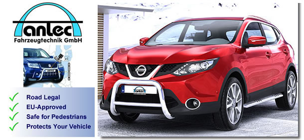 accessories & styling for nissan qashqai mk.3 2014+