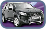 nissan qashqai mark 2 accessories