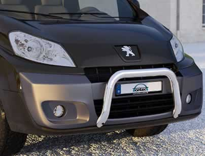 peugeot expert front nudge bar