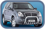 SsangYong rexton accessories