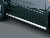 ssangyong kyron side bars