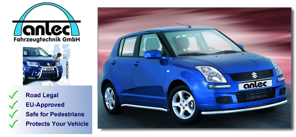 suzuki swift accessories and styling