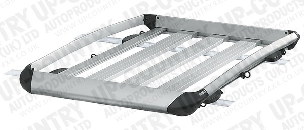 Thule Carrier Baskets Xpedition Aluminium Roof Mounted