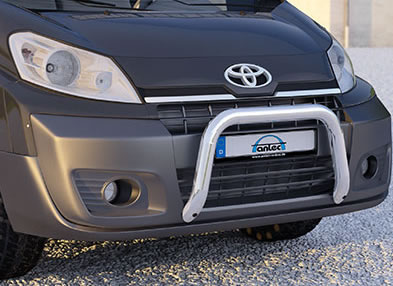 toyota proace front nudge bar