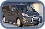 Toyota Proace accessories