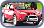 Toyota Rav4 accessories for new models