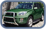 Toyota Rav4 2001 accessories and styling