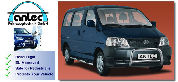 toyota hiace accessories