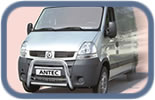Renault Master 2006 accessories and styling
