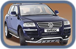 volkswagen Touareg 2003+ accessories and styling