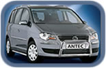volkswagen touran 2007+ accessories and styling